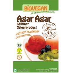 Βιολογικό Αγάρ - Αγάρ 30 γρ. Bio Biovegan