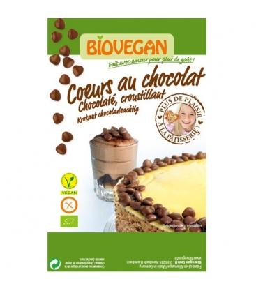 Βιολογικές Σοκολατένιες Καρδούλες 35 γρ. Bio Biovegan