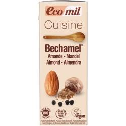 Βιολογική Μπεσαμέλ Αμυγδάλου 200 ml Bio Ecomil