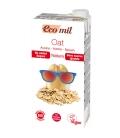 Βιολογικό Ρόφημα Βρώμης Χωρίς Ζάχαρη 1 Λίτρο Bio Ecomil