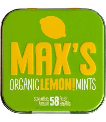 Βιολογικές Καραμελίτσες Lemon Mints 58 τεμάχια Bio