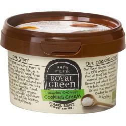 Βιολογική Κρέμα Μαγειρικής, Καρύδας 250 ml Bio Royal Green
