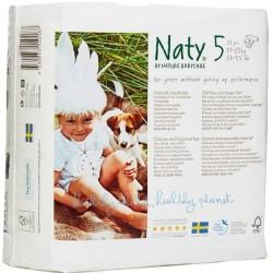 Πάνες Νο5 για 11-25 κιλά, 23 τεμάχια, Naty