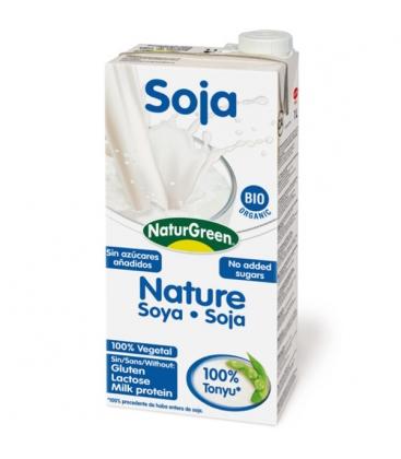Ρόφημα Σόγιας Φυσικό 1L NATURGREEN
