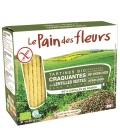 Βιολογικά Κράκερ με Πράσινη Φακή 150γρ. Bio Le pain de fleurs