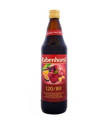Βιολογικός Χυμός Φρούτων 120/80 Bio 750 ml Rabenhorst