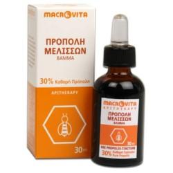 Βάμμα Πρόπολης 30% Macrovita