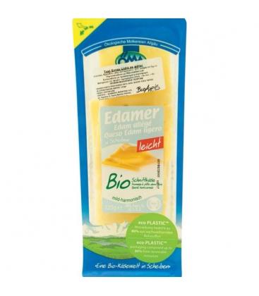 Βιολογικό Τυρί Ένταμ Light σε Φέτες 125 γρ., Bio Oma