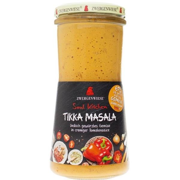 Βιολογική Σάλτσα Tikka Masala Bio 420 ml Zwergenwiese