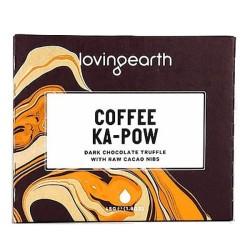 Βιολογική Σοκολάτα Coffee Ka Pow 45 γρ., Bio Loving Earth