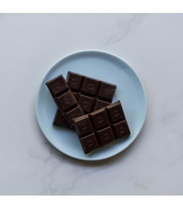Βιολογική Σοκολάτα Raw Mint Dark 80 γρ., Bio Loving Earth