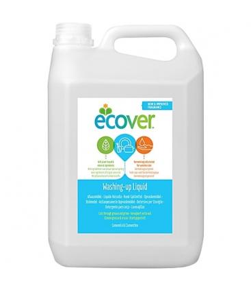 Υγρό Απορρυπαντικό Πιάτων Χαμομήλι και Καλέντουλα 5lt, Ecover