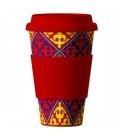 """Κούπα Eco """"Orient"""" από Βιολογικό Μπαμπού 414ml Bamboo Cup"""
