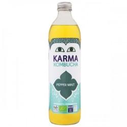 Βιολογικό Ρόφημα Kombucha με Μέντα 500 ml Βio Karma