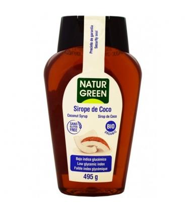 Βιολογικό Σιρόπι Καρύδας 495 γρ., Bio Naturgreen