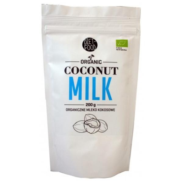 Βιολογικό Γάλα Καρύδας σε Σκόνη 200 γρ. Bio Diet Food