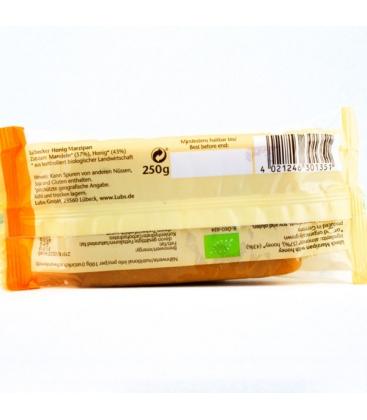Βιολογικό Μάρζιπαν με Μέλι 40 γρ., Bio Lubs