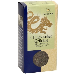 Βιολογικό Πράσινο Τσάι 100 γρ., Bio Sonnentor