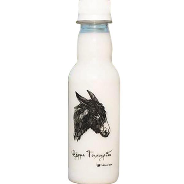 Βιολογικό Γάλα Γαϊδούρας, Κατεψυγμένο, 200 ml, Bio Τσιχουρίδη