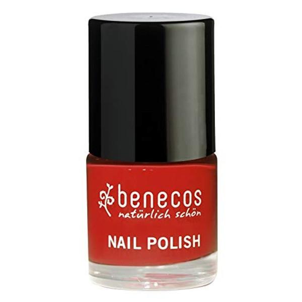 Βερνίκι Νυχιών Vintage Red 5 ml Benecos