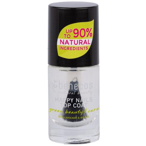 Βερνίκι Νυχιών Crystal 5 ml Benecos