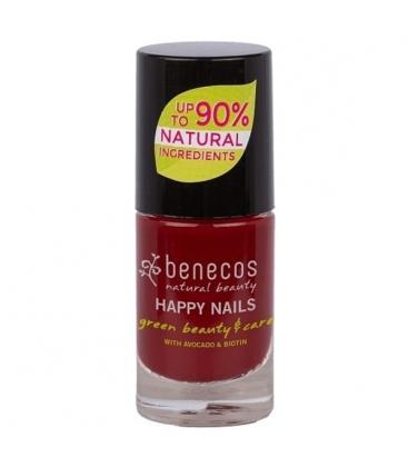 Βερνίκι Νυχιών Cherry Red 5 ml Benecos