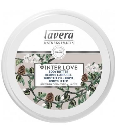 BODY BUTTER WINTER LOVE 150ML LAVERA
