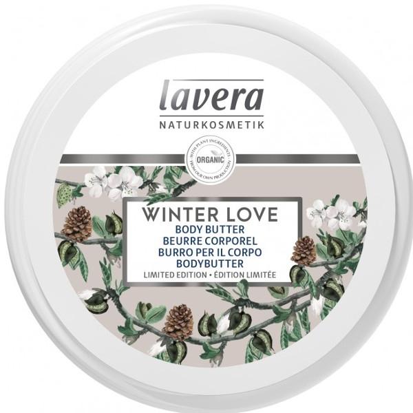 Βιολογικό Βούτυρο Σώματος Winter Love, 150ml, Bio, Lavera