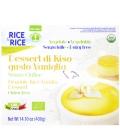Βιολογικό Επιδόρπιο Ρυζιού με Βανίλια 4Χ100 γρ., Bio Rice &Rice