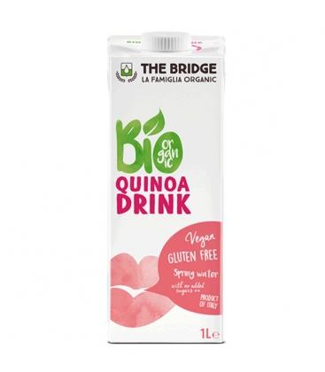 Βιολογικό Ρόφημα Κινόα 1lt Bio The Bridge