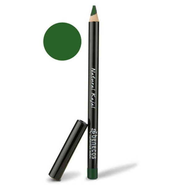 Μολύβι Ματιών Πράσινο Benecos