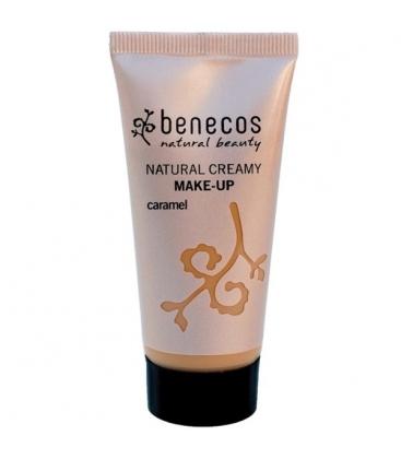 Υγρό Make Up, Caramel, 30ml Bio Benecos