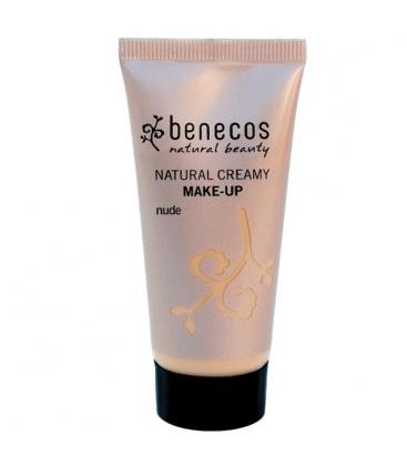 Υγρό Make Up, Nude, 30ml, Bio Benecos