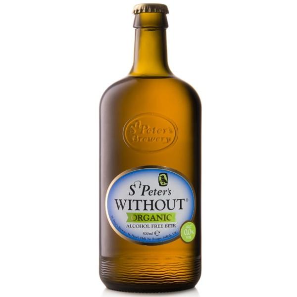 Βιολογική Μπύρα Χωρίς Αλκοόλ 500ml, Bio, S' Peters
