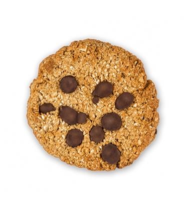 Βιολογικά Μπισκότα Βρώμης με Βανίλια & Σοκολάτα 50 γρ., Bio, Kookie Kat
