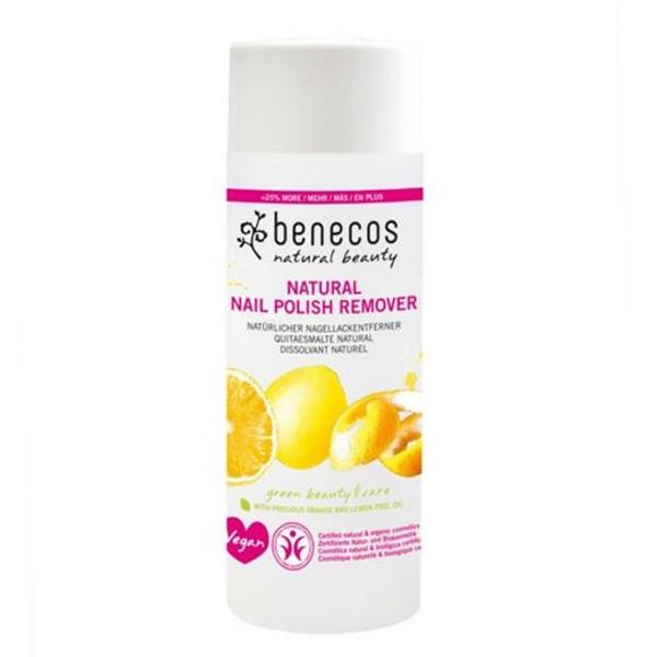 Φυσικό Ξεβαφτικό Νυχιών (Nail Polish Remover) 125ml Benecos