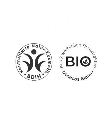 Κρέμα Χεριών με Βιολογικό Βερίκοκο & Βιολογικά Άνθη Κουφοξυλιάς, 75ml, Benecos