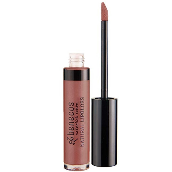 Lipgloss (Λιπγκλός) Natural Glam, 5ml, Bio, Benecos