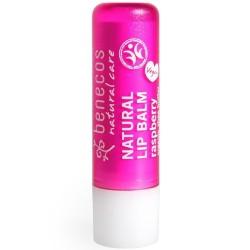 Φυσικό Lip Balm Raspberry, 4,5 γρ., Bio, Benecos