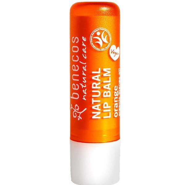 Lip Balm Orange (Πορτοκάλι), 4,5 γρ., Bio, Benecos