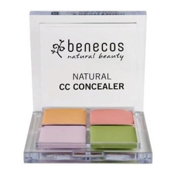 Κονσίλερ (CC), 6 γρ., Bio, Benecos