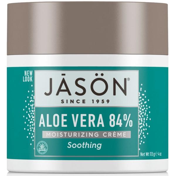 Κρέμα Προσώπου με 84% πιστοποιημένη Bio Αλόη 115ml, Jason