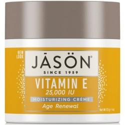 Κρέμα με Βιταμίνη Ε 25000 IU Bio 115ml, Jason