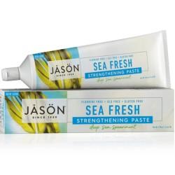Οδοντόκρεμα για Γερά Δόντια Χωρίς Φθόριο 170ml, Jason