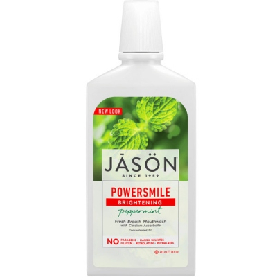 Στοματικό Διάλυμα με Γεύση Μέντα 480ml, Jason