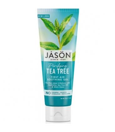 Gel με Tea Tree για Ερεθισμένο Δέρμα 115ml, Jason