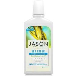 Στοματικό Διάλυμα Sea Fresh Δυόσμος 480ml, Jason