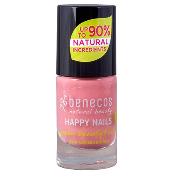 Βερνίκι Νυχιών Bubble Gum 5 ml, Bio, Benecos