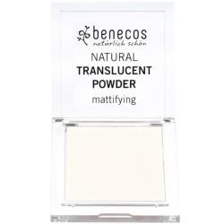 Πούδρα Compact Transculent, 6.5 γρ., Bio, Benecos