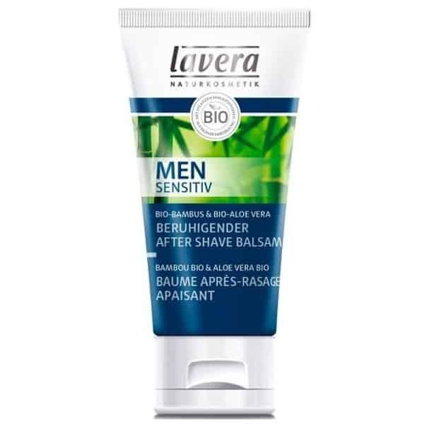 Βιολογικό After Shave Balsam με Βιολογικό Μπαμπού και Βιολογική Αλόη 50ml, Lavera